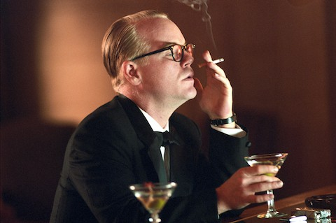 Streaming services add films like Capote this month.