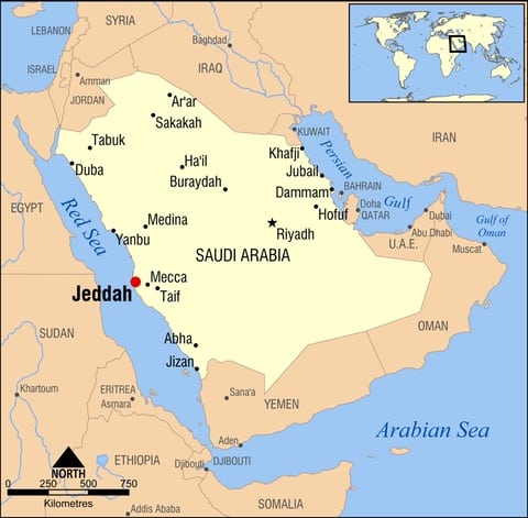 Jeddah Saudi Arabia gay executions