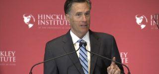 Mitt Romney Admits Tweeting Under Secret Handle 'Pierre Delecto'