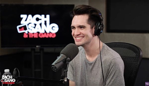 from Luis brendon urie gay