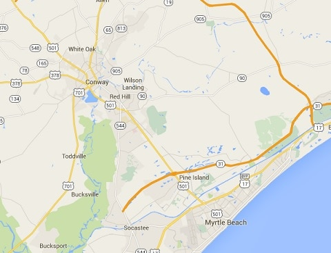 Horry County South Carolina