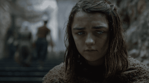 Game of Thrones Arya The Red Woman