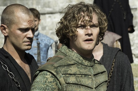 TV this week includes Ser Loras on Game of Thrones