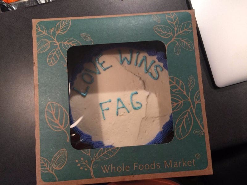 Whole Foods Cakes Boston