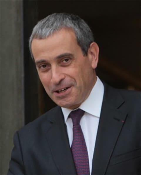 Laurent Stefanini ambassador to unesco