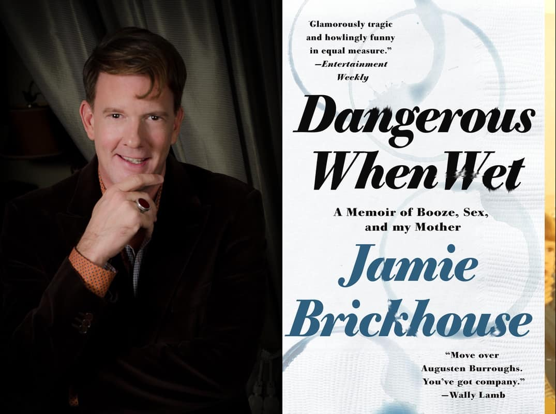 Jamie Brickhouse Dangerous When Wet