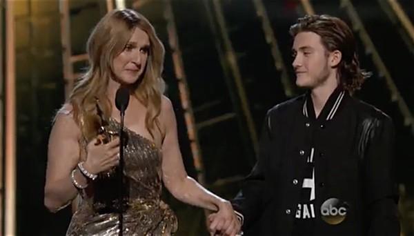 Celine Dion bbma