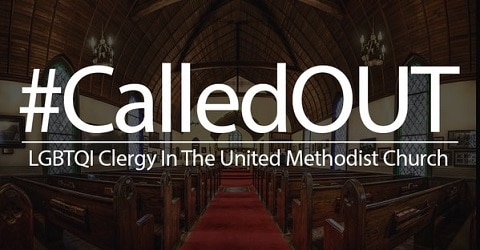 United Methodist clergy come out