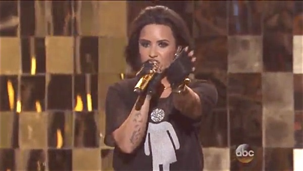 Demi Lovato transgender