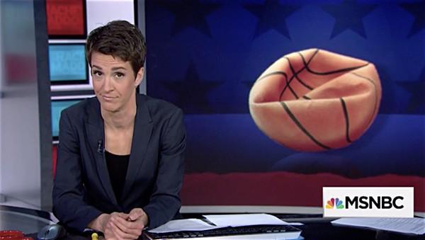 Rachel Maddow Bernie Sanders