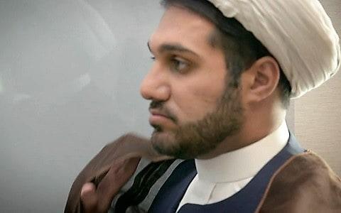 Gay Mullah Flees Iran