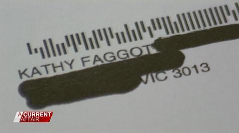 Gay Slur Phone Bill Melbourne Australia