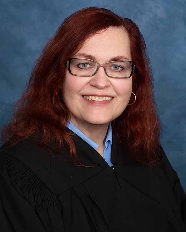 Judge Victoria Kolakowski