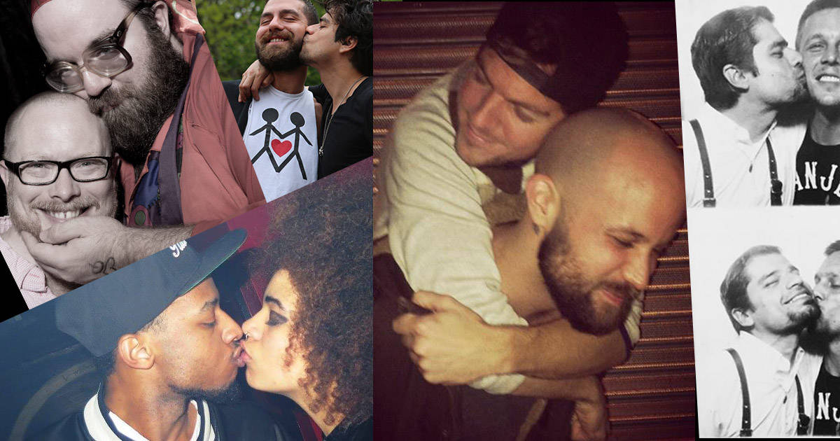 Herrera Orlando LGBT Love Collage