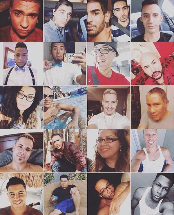 These Are The Victims We Know Of So Far From The Orlando