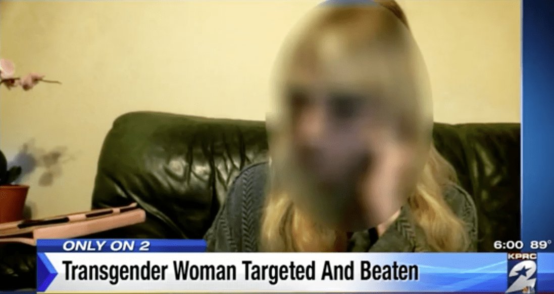 transgender attack houston