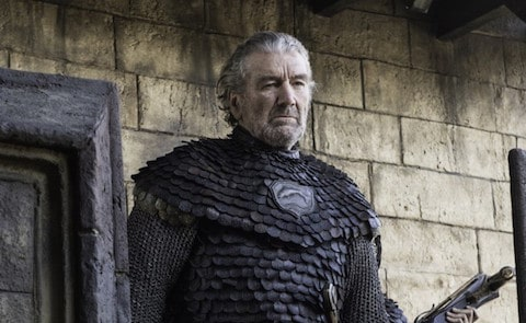 The Blackfish on Game of Thrones
