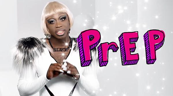 Bob the Drag Queen PrEP