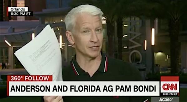 Anderson Cooper Pam Bondi
