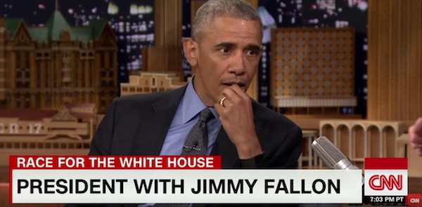Obama Jimmy Fallon