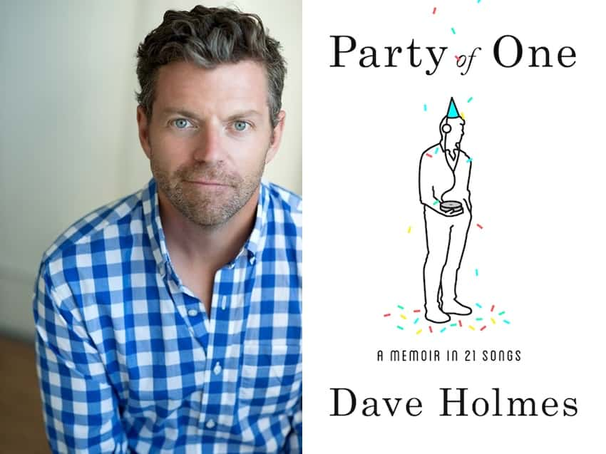 Dave Holmes Party of One