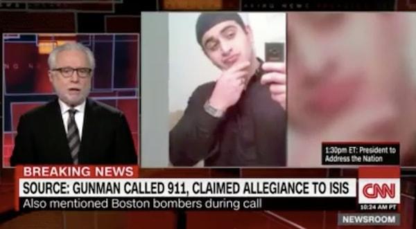 Omar Mateen ISIS