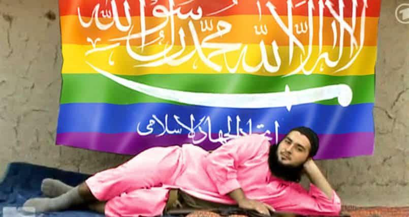 Resultado de imagen para isis gay anonymous