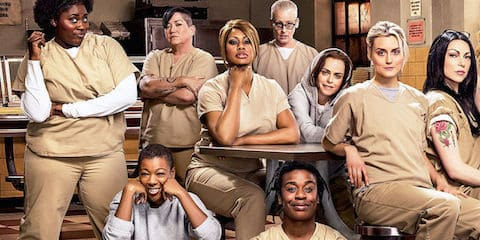 TV This week includes Orange Is the New Black