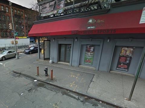 Boxers Sports Bar New York