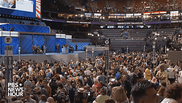 DNC watch live day 2
