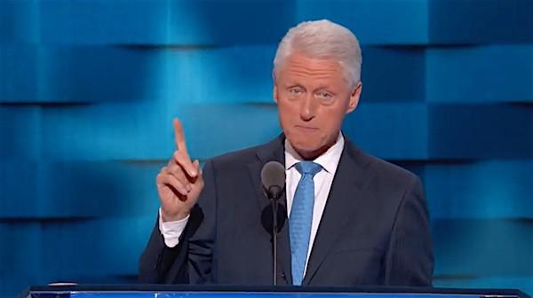 Bill Clinton change maker