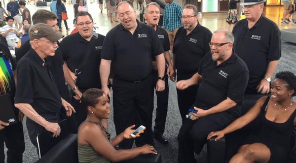 gay men's chorus north carolina