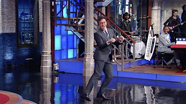 Stephen Colbert Trump