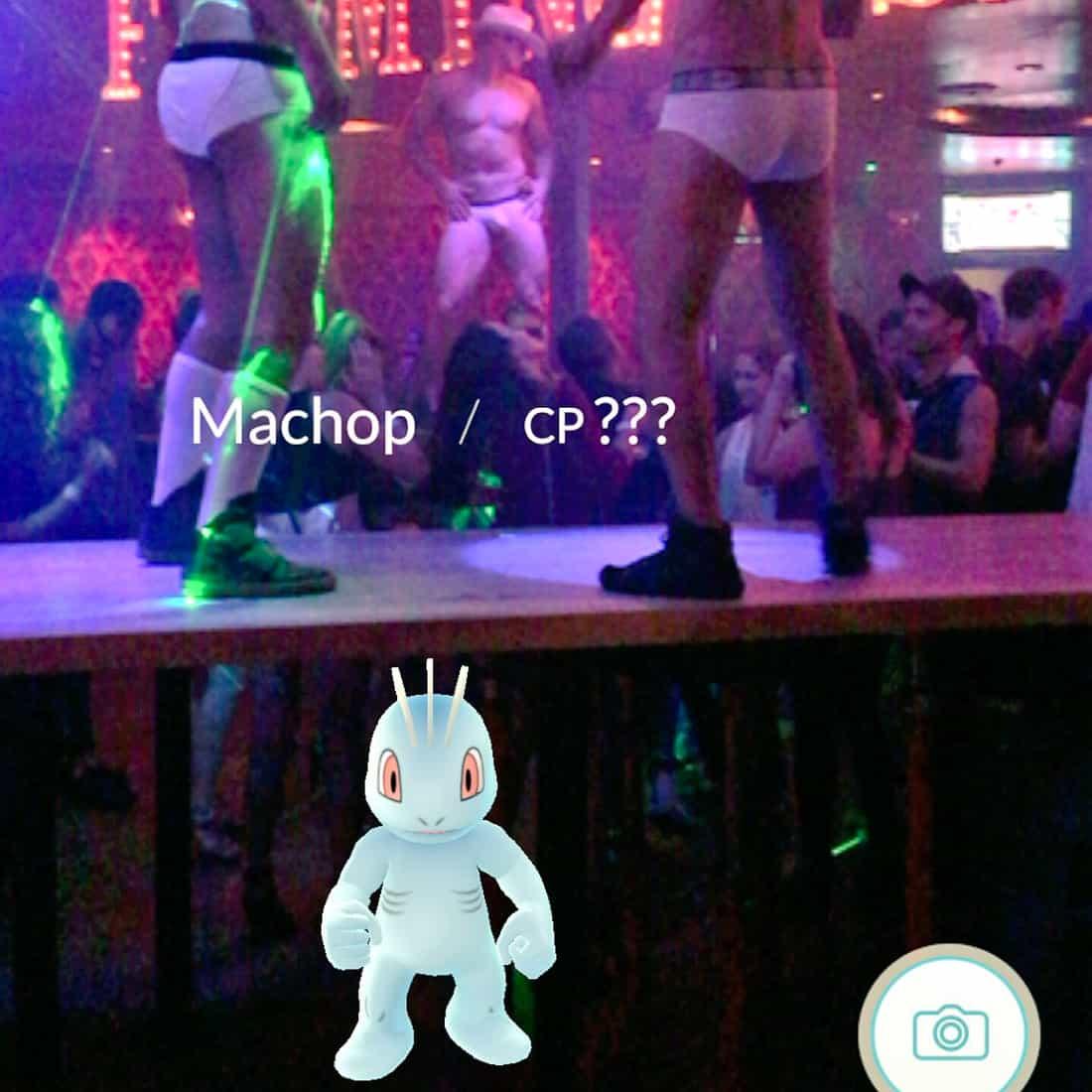 Pokemon Go gay