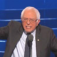 Bernie Sanders DNC