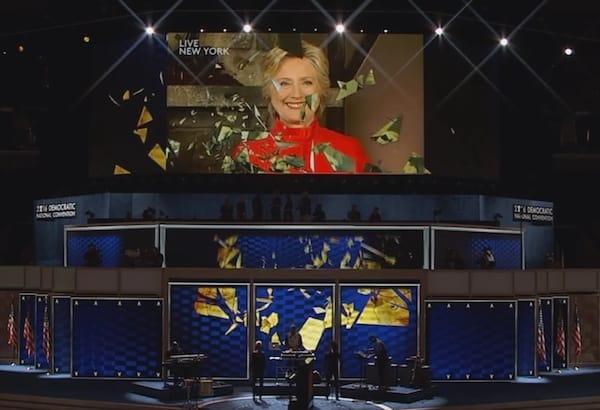 Hillary Clinton montage
