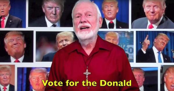 William Tapley Donald trump campaign song