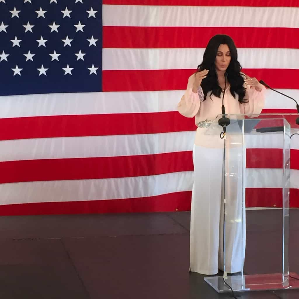 Hillary Cher