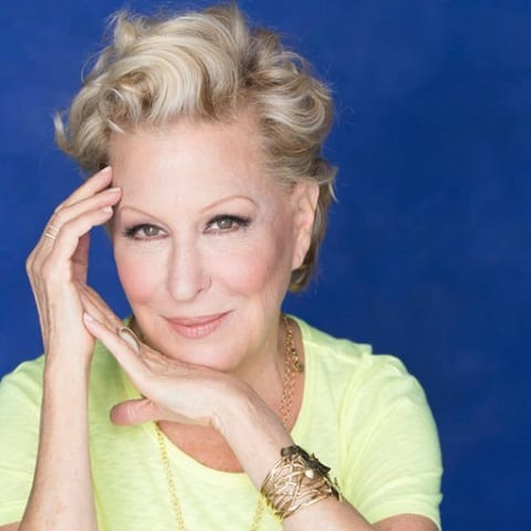 bette midler gay marriage