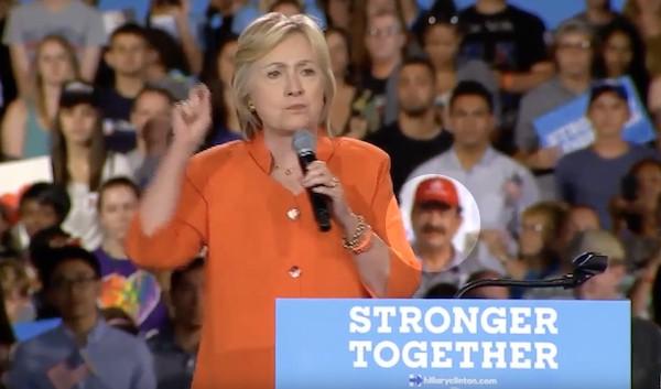 Hillary Clinton Seddique Mateen