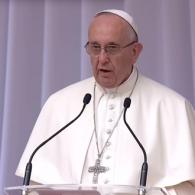 pope francis transgender
