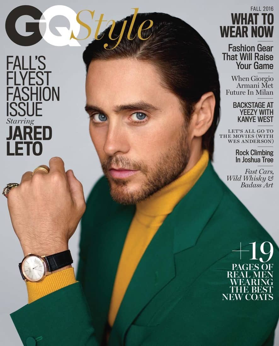 Jared Leto gay