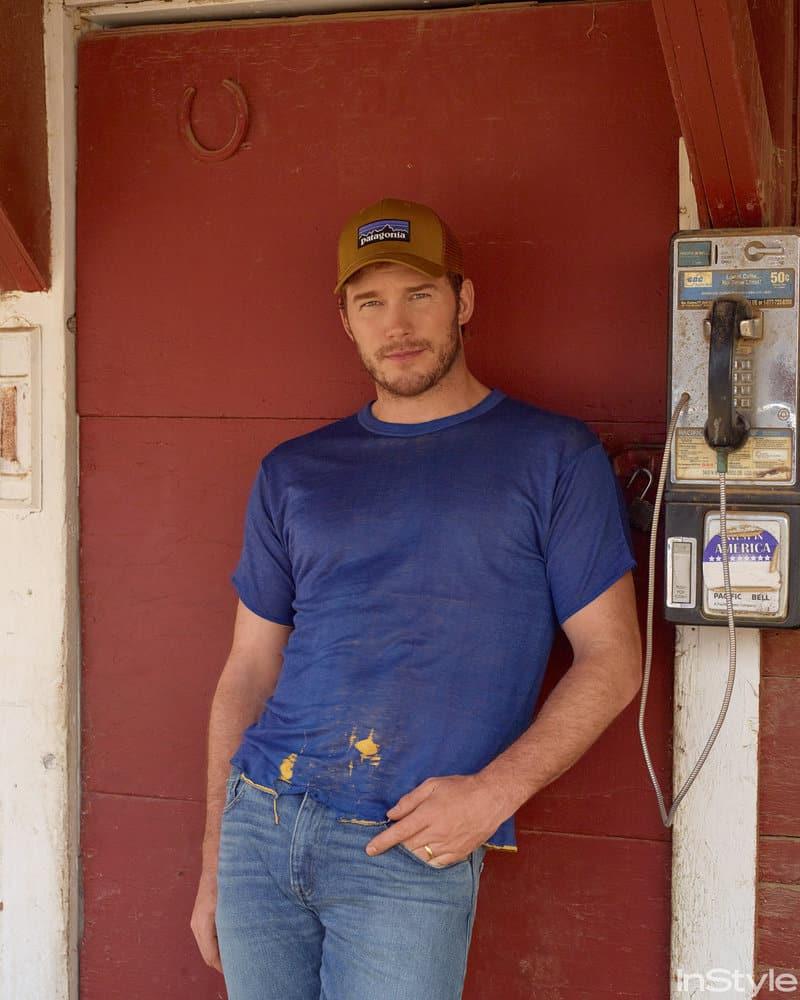 Chris Pratt fashion