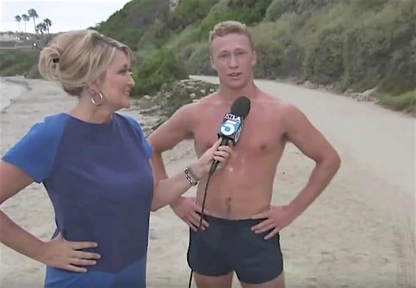 shark news bloopers
