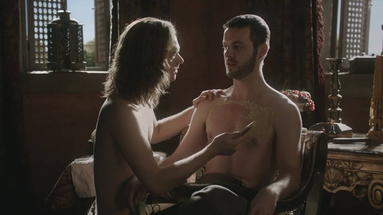 Gay Sex Scene Game Of Thrones