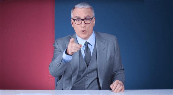 keith olbermann isis