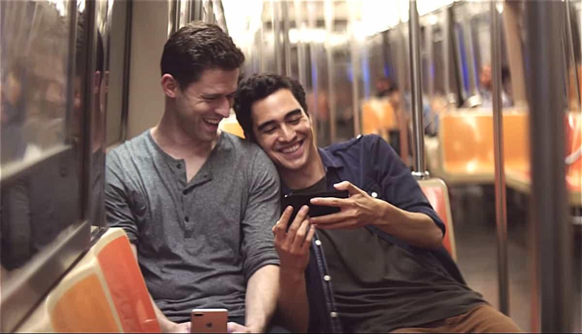 iPhone 7 ad