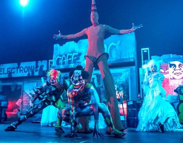 Fetish & Fantasy Halloween Ball Las Vegas Halloween