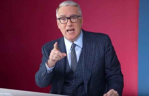 Keith Olbermann assassination