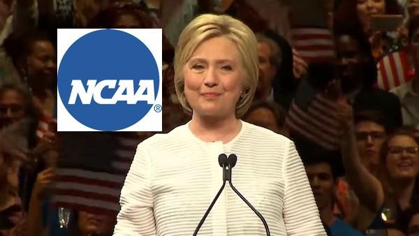 NCAA Clinton